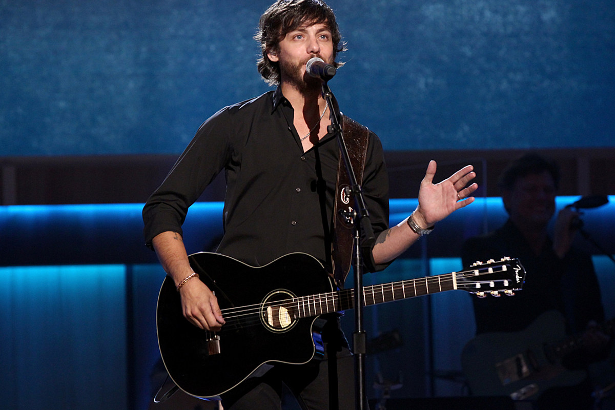 Chris Janson Has a Song for Anyone Who Has Ever Lost Someone