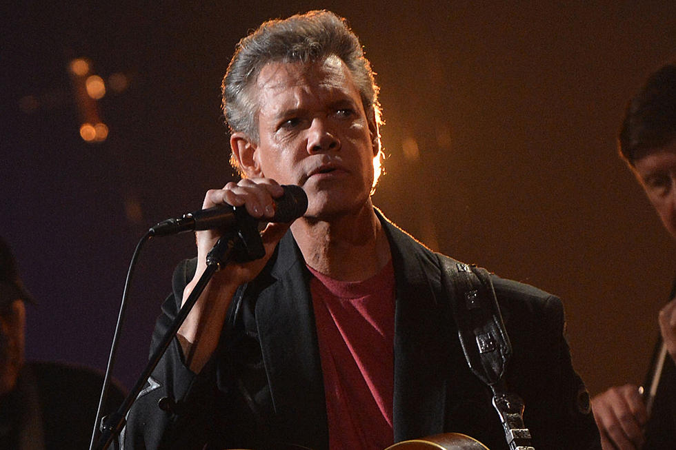 Randy Travis Files Federal Suit To Block Naked Arrest Video