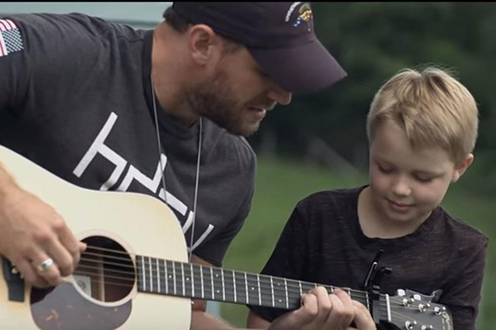 Chase Rice's 'Three Chords & the Truth' Video Stars Special Kid