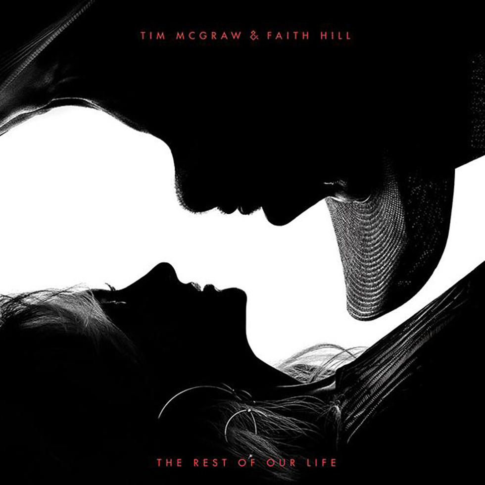Tim McGraw, Faith Hill Announce Details of First Joint Album