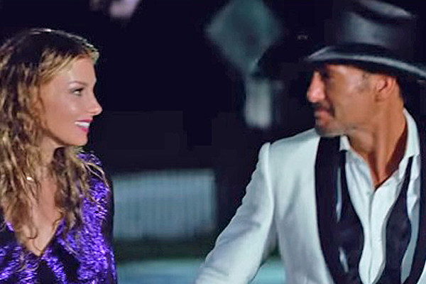 Look At Tim + Faith's Marriage In Rest Of Our Life Video