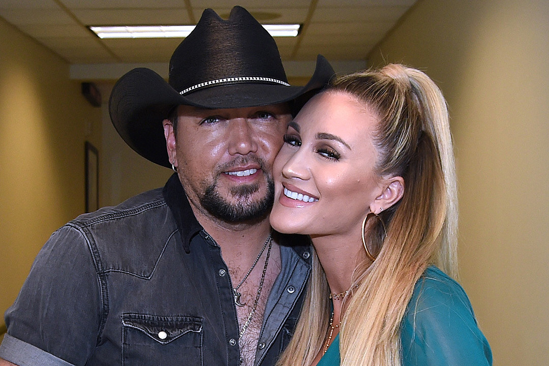 b352d24fdbf29b Jason Aldean Surprises Wife Brittany for Her 31st Birthday