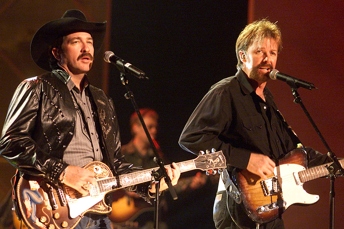 PICTURES: See Brooks & Dunn Highlights Through the Years