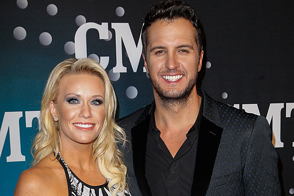 This Christmas Gift From Luke Bryan's Wife Made Him Cry