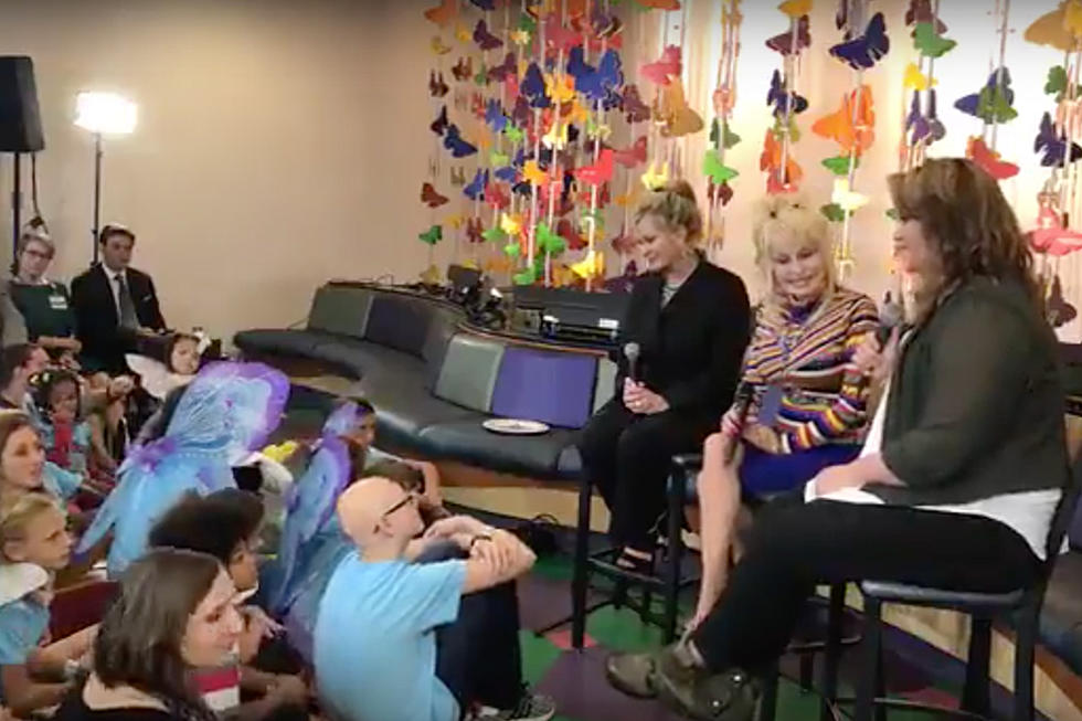 Dolly Parton Pledges $1 Million to Vanderbilt Children's