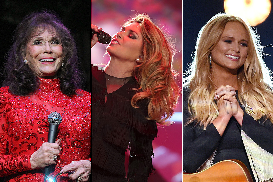 10 Best Country Songs About Being a Woman