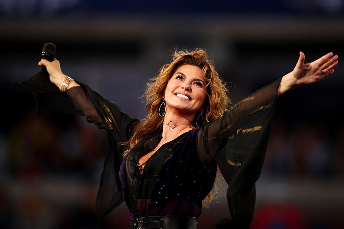 Shania Twain New Album 2020 Shania Twain Announces New Las Vegas Residency