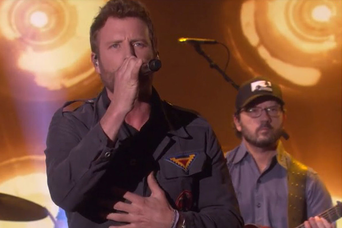 Dierks Bentley   Academy of country music, Country music