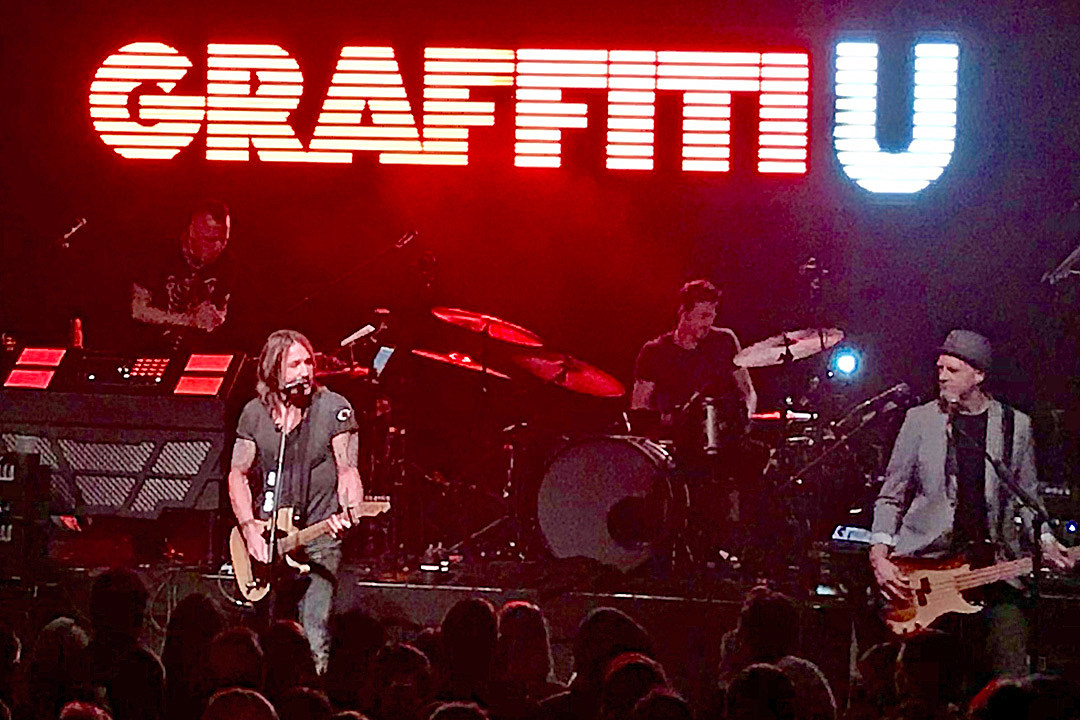 a8eea8115dbcf New Songs on Keith Urban s  Graffiti U  a Departure From Ripcord