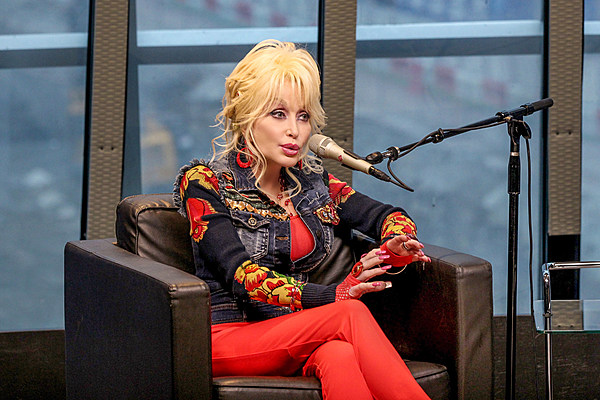 Dolly Parton Is Taking The Dixie Out Of Her Stampede