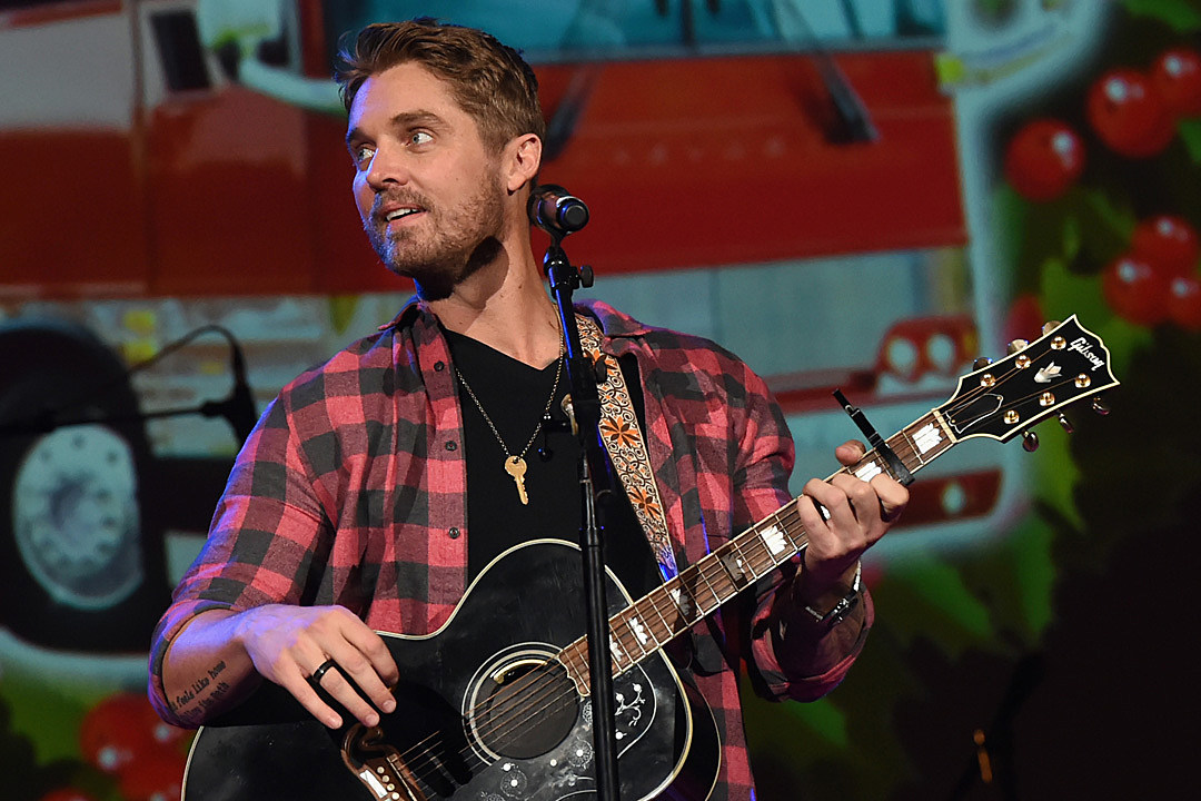 Brett Young on 'Mercy': 'I Think Everybody Knows That Feeling'