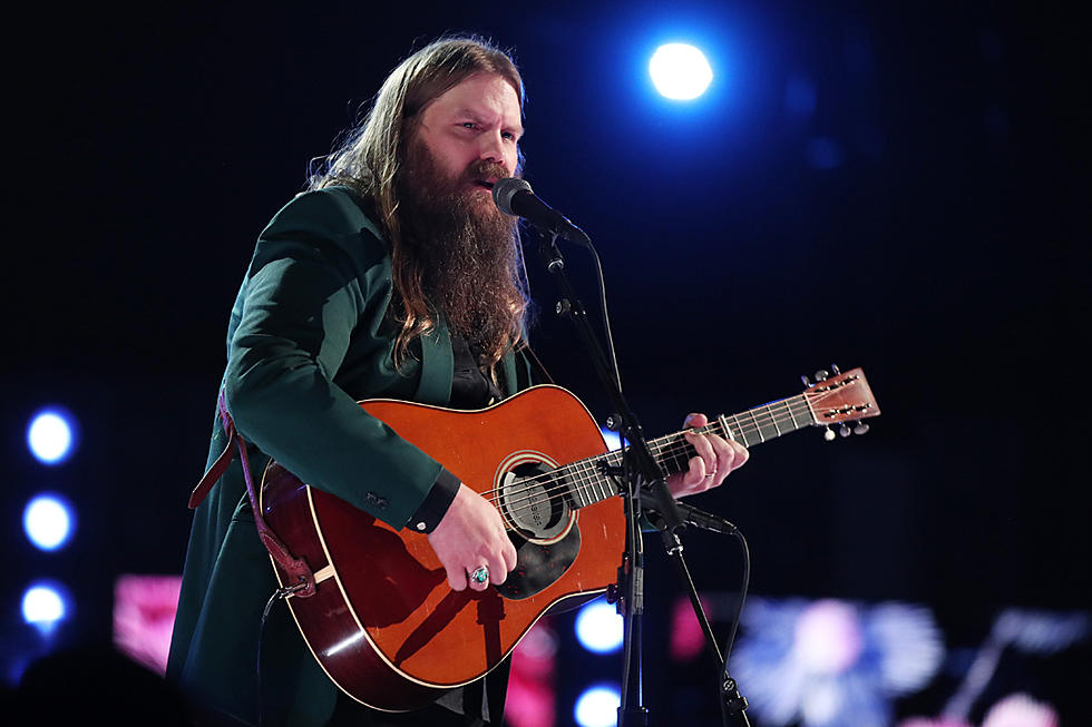 Chris Stapleton Makes Rare Feat: Top Three Spots on Country Chart