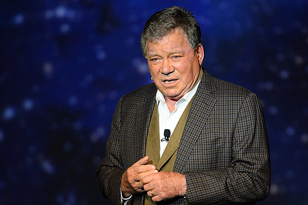 William Shatner Teases Collaboration With Country Music Icon
