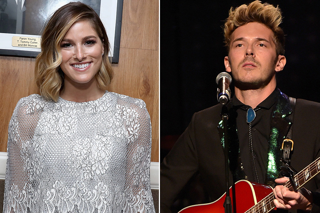 The Voice' Star Cassadee Pope Dating 'Nashville''s Sam Palladio
