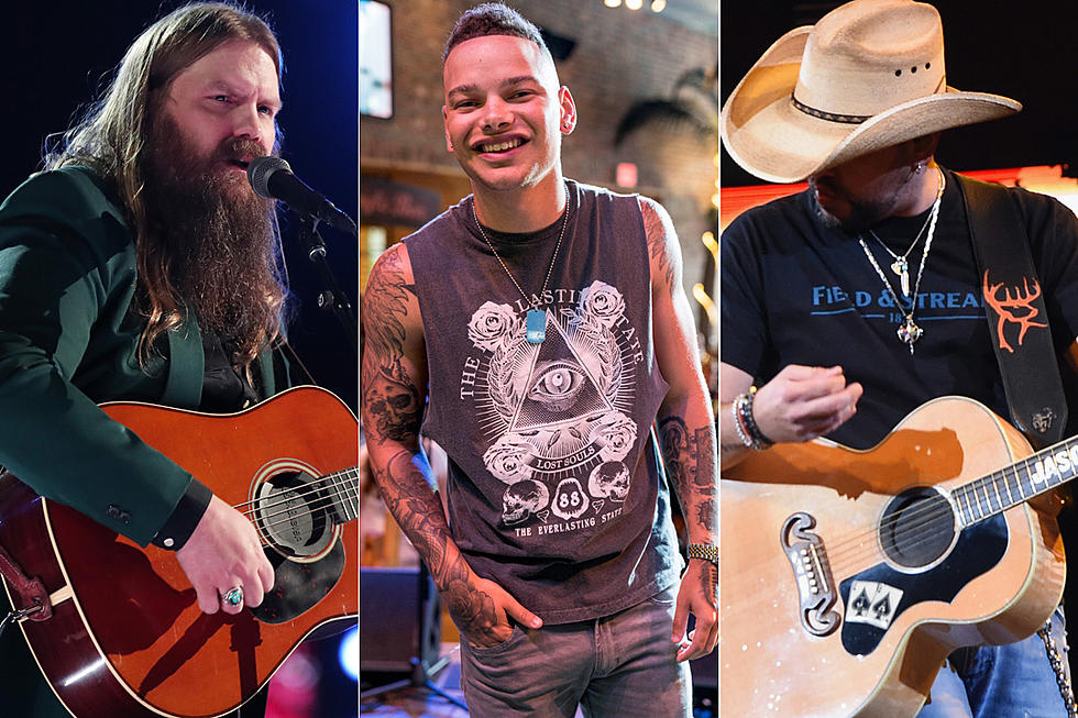 Top 40 Country Songs for April 2018