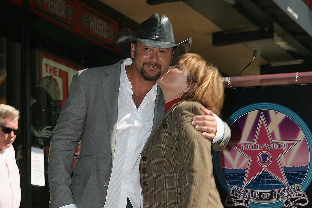 Tim McGraw Posts Adorable Throwback Photo For His Moms 70th Birthday