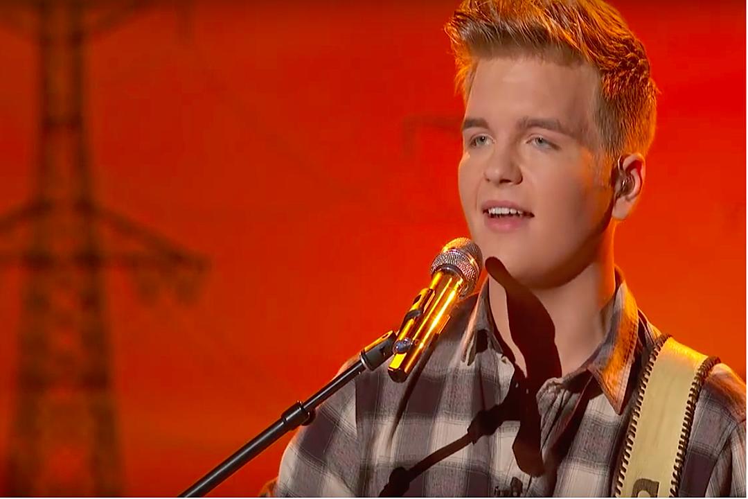 Caleb Lee Hutchinson Covers the Steeldrivers on 'American Idol'