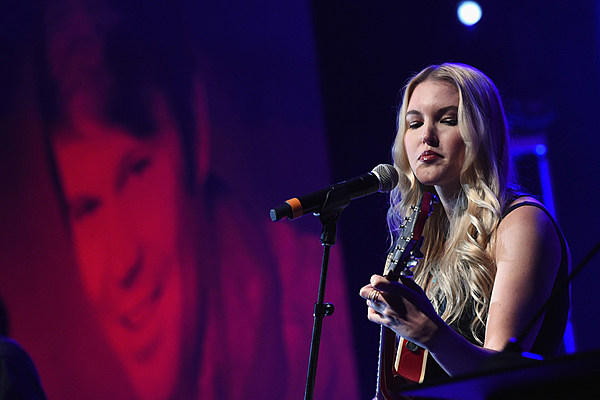 Ashley Campbell's Late Father, Glen, Greatly Influenced Her Album