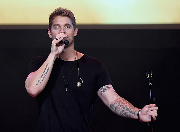 Brett Young Covers Garth Brooks' 'She's Every Woman'