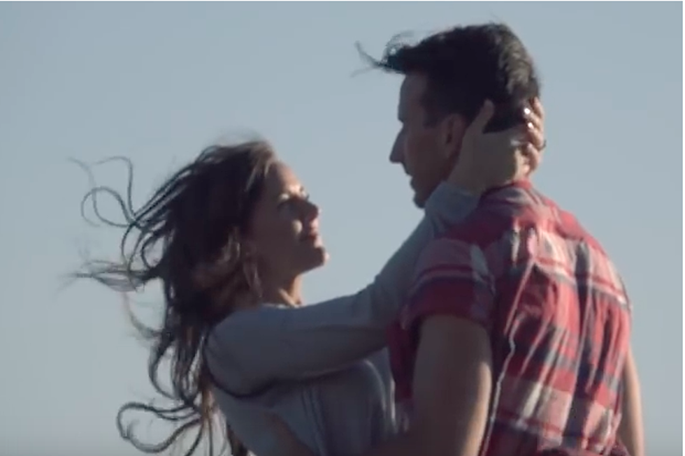 Russell Dickerson s Real-Life Romance Plays Out in  Blue Tacoma  Video ba4d545098fe