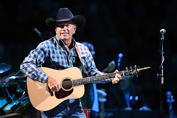 George Strait To Perform At 2019 Houston Rodeo