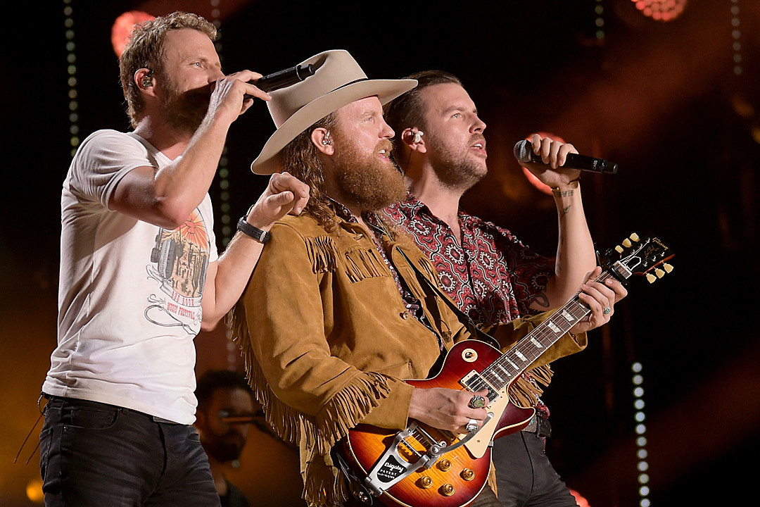is dierks bentley's 'burning man' (feat. brothers osborne) a hit?