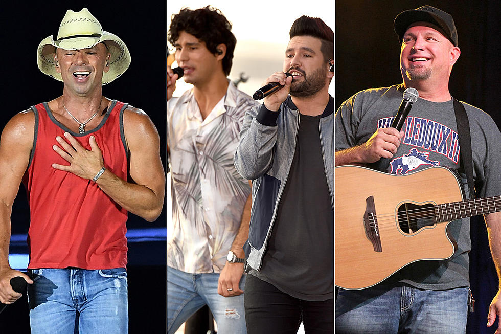 Top 40 Country Songs for July 2018