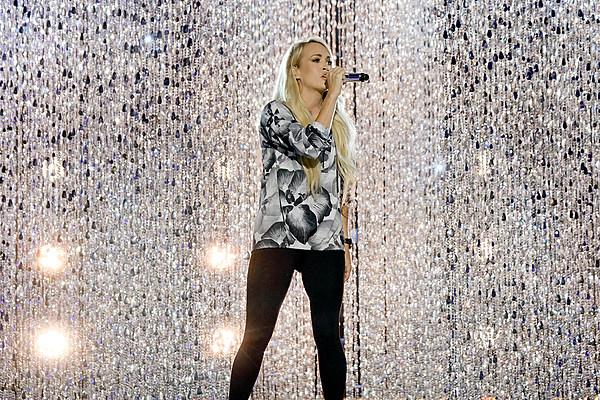 See Carrie Underwood More At 2018 Cmt Awards Rehearsals
