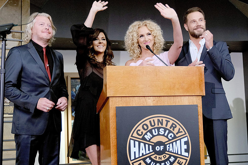Little Big Town Thank Their 'Believers' at Hall of Fame Opening