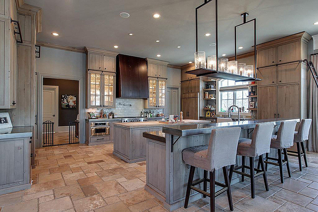 Look Inside Country Stars Most Amazing Kitchens Pictures