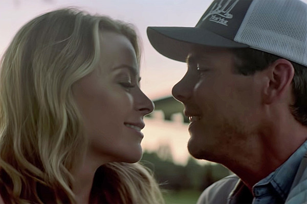 Granger Smith S You Re In It Video Features His Real