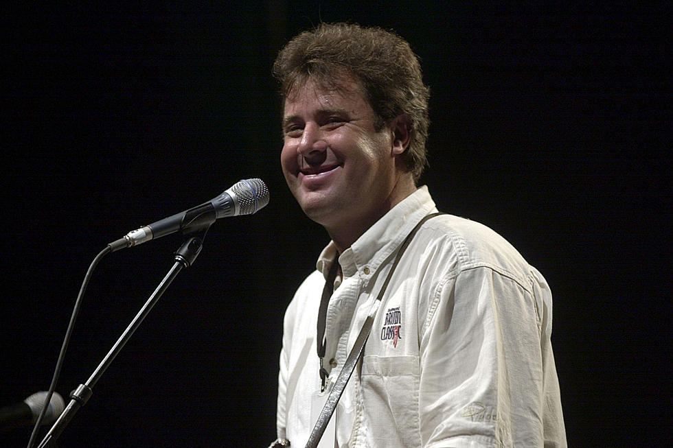 Remember When Vince Gill Joined the Grand Ole Opry? on