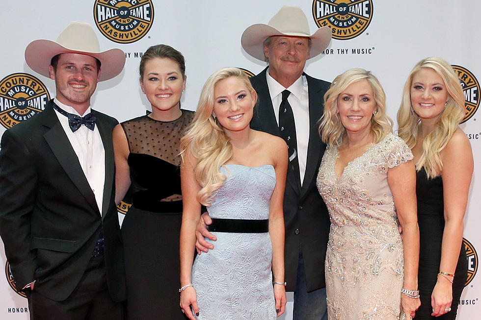 13d43407 Alan Jackson's Son-in-Law Dies After Fall