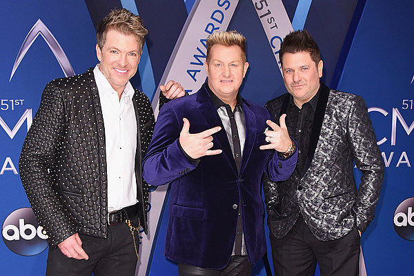 Rascal Flatts' Covers Album Has Been 10 Years in the Making