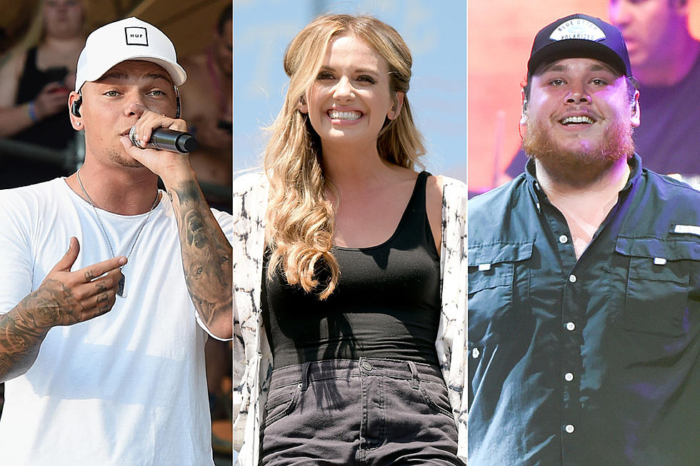 Top 40 Country Songs for October 2018