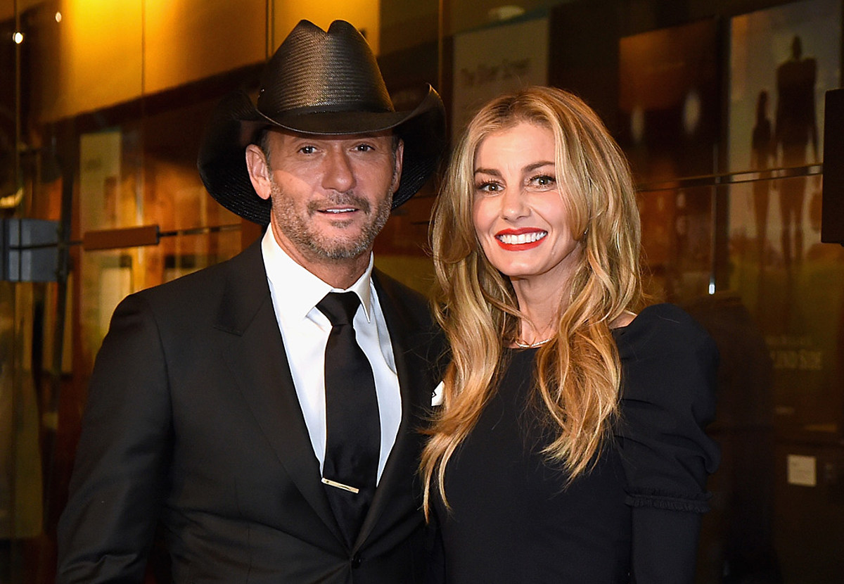 Tim Mcgraw S Throwback Pic Of Faith Hill Is What Love Is About