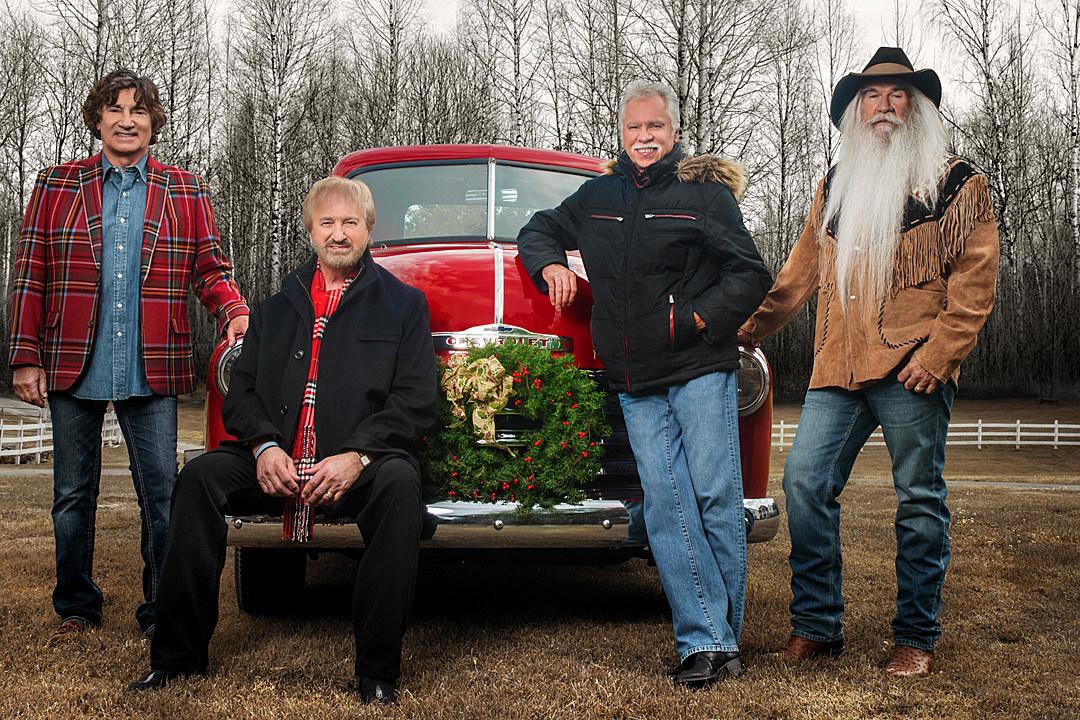 The Oak Ridge Boys Plot 29th Annual Christmas Tour