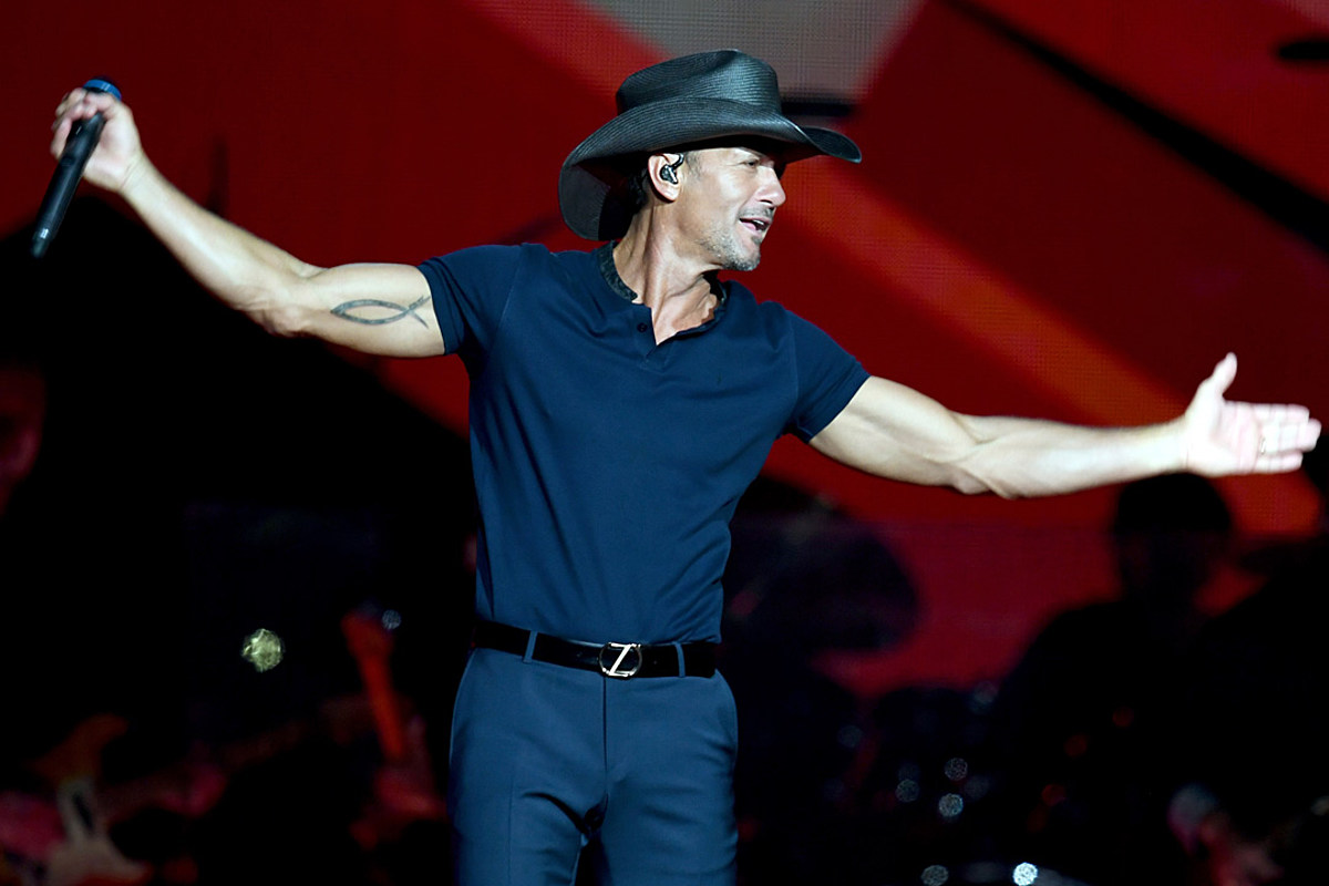 f99f516df4aa Tim McGraw Set to Launch Line of Fitness Clubs