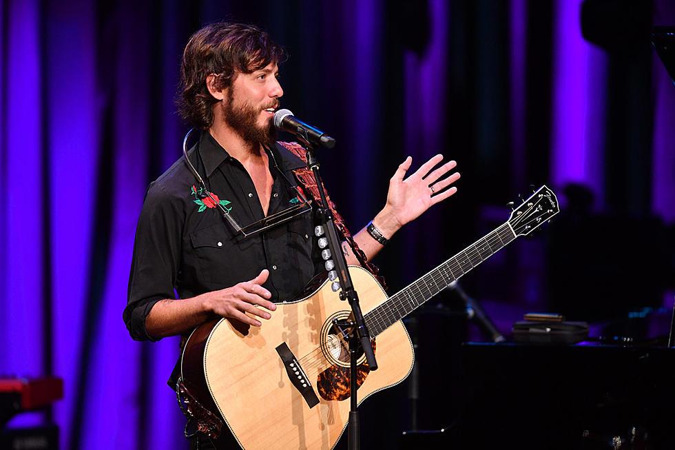 Chris Janson Debuts Fun New Song 'Check' at Charity Show