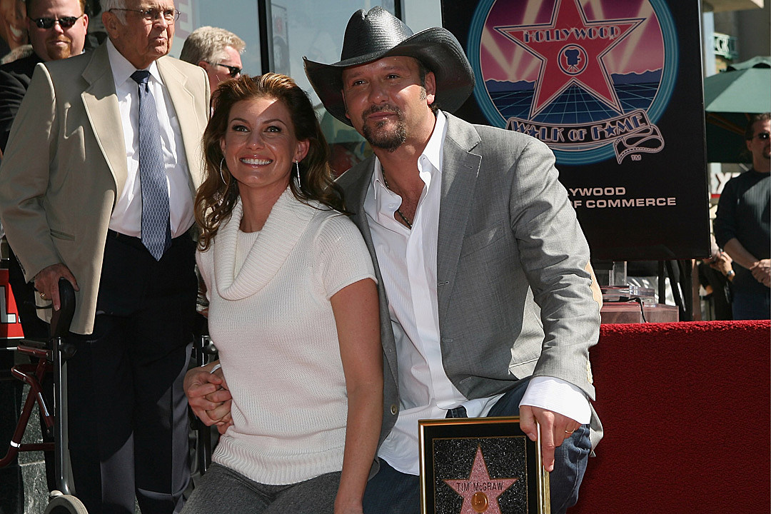 Remember When Tim McGraw Got a Star on the Hollywood Walk of Fame  88bf2cc95a93