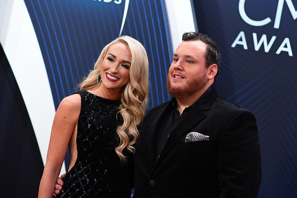 Luke Combs Plans to Sweep His Girl Off Her Feet This V-Day