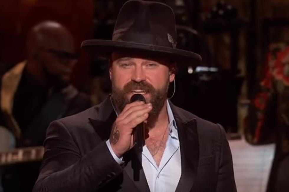 b83e7358ac045 Watch Zac Brown Band Sing  Bare Necessities  on  Mickey s 90th Spectacular