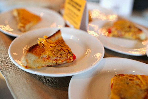 This Bloody Mary Grilled Cheese Recipe Will Change Sandwiches