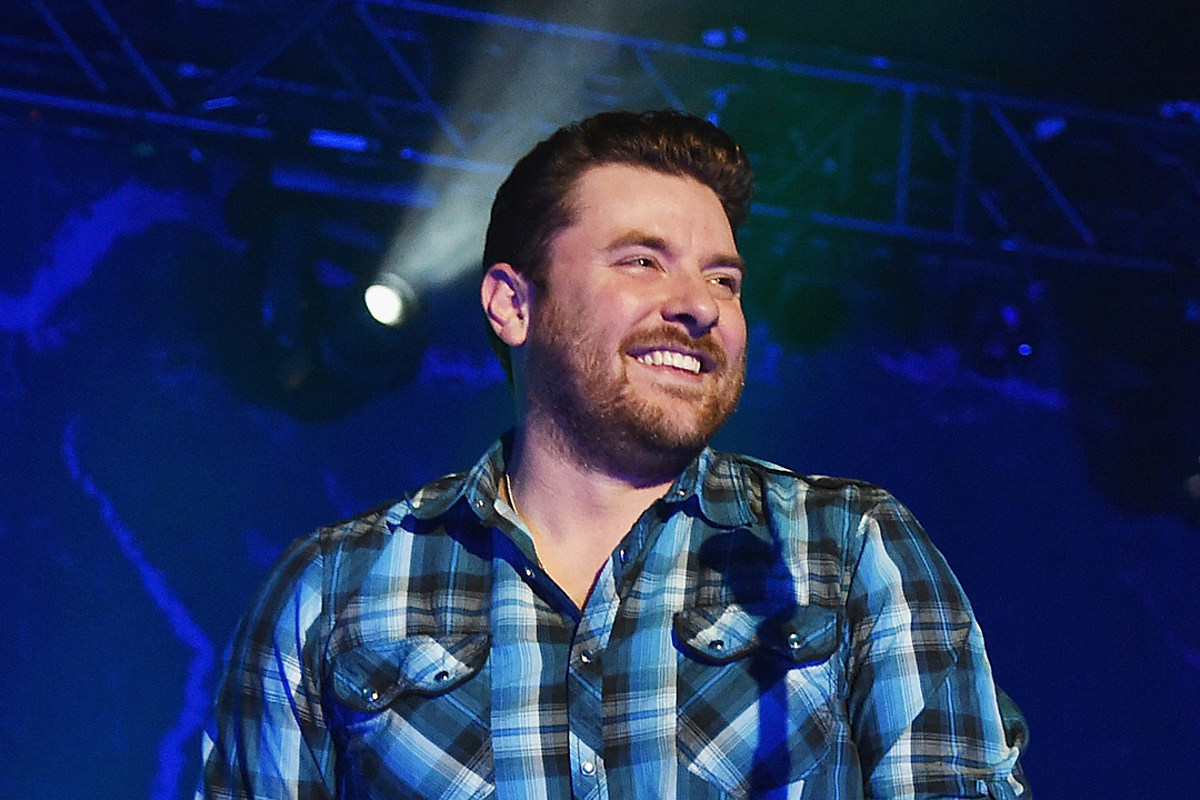 Listen: Chris Young Teases New Song, 'Raised on Country'