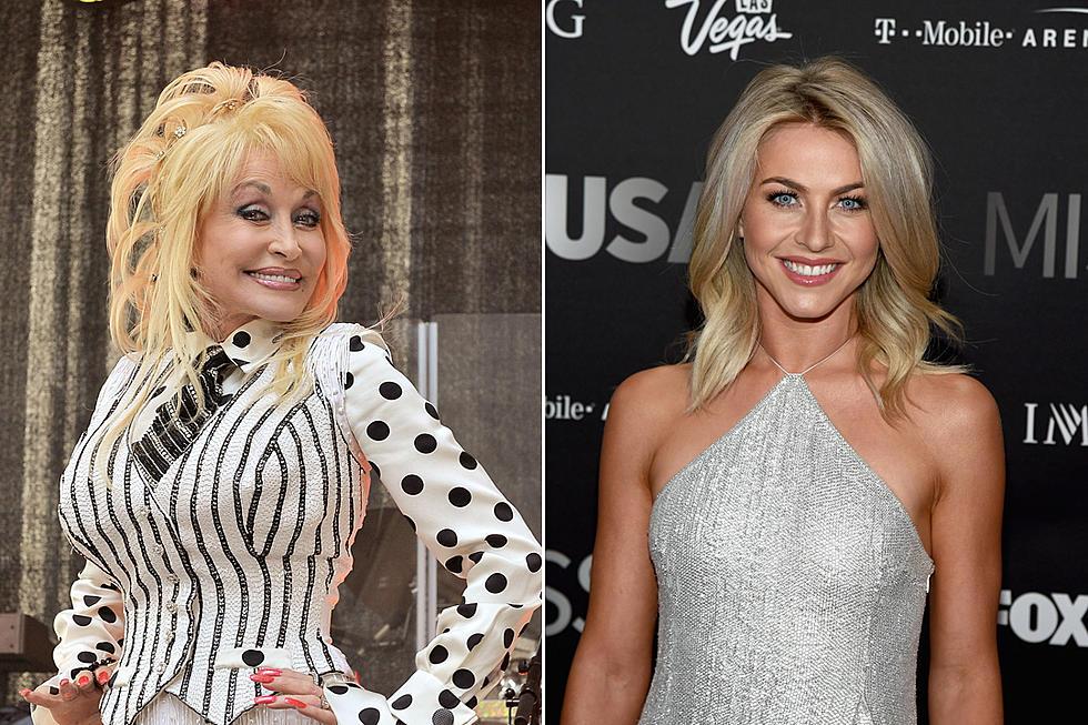 Dolly Parton S Netflix Show Announces Julianne Hough As Jolene