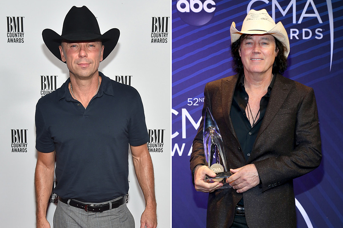 Kenny Chesney Texted David Lee Murphy About His CMA Awards Win