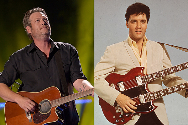 Blake Shelton Accepts Hosting Gig For Elvis Tribute Special