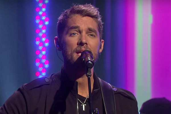 Brett Young's 'Here Tonight' on 'Ellen' Will Brighten Your Day
