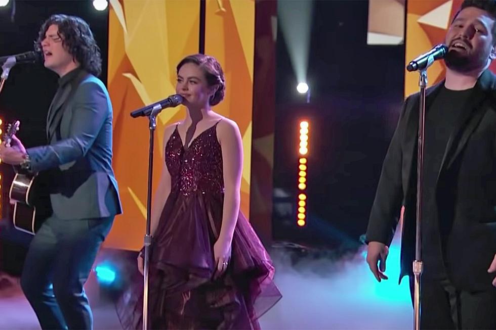 WATCH: 'The Voice' Winner Chevel Shepherd Duets With Dan + Shay