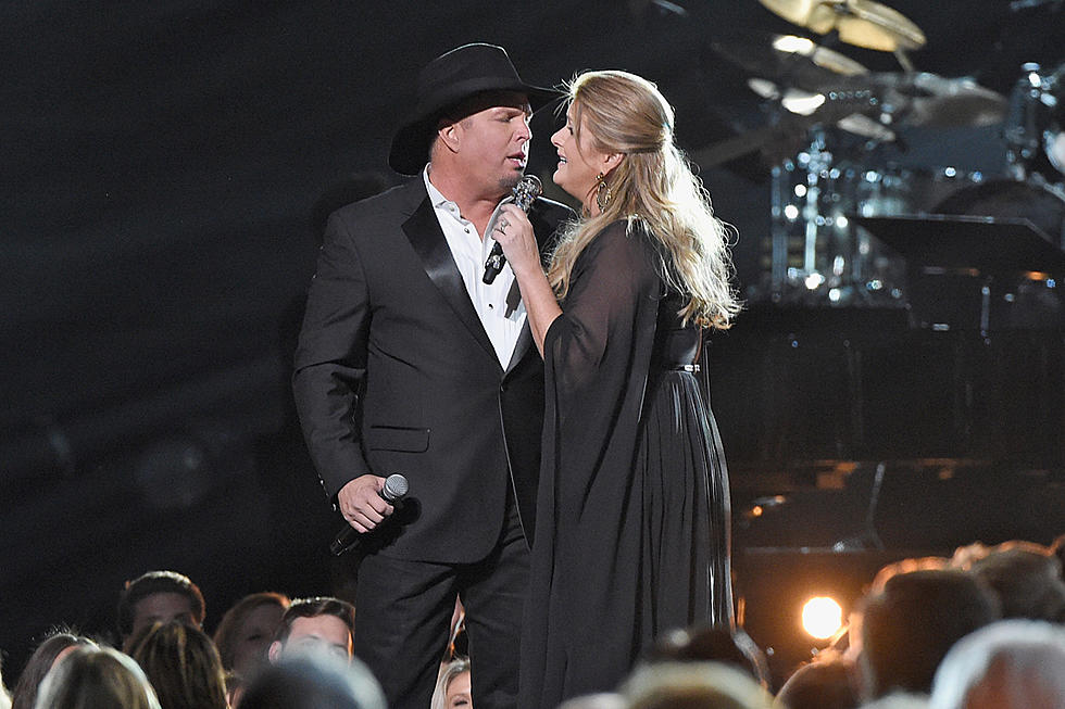 Garth, Trisha Will Cut Live Duets Album in Front of Live Crowd